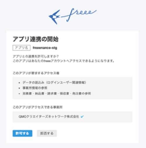 「FREENANCE byGMO」が「クラウド会計ソフトfreee」とAPI連携(GMOクリエイターズネットワーク)