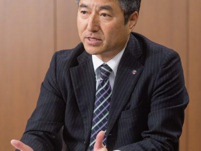 エヌタス 常務取締役の高井良 肇氏