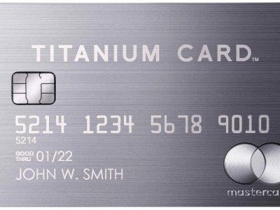 ◆Titanium Card: