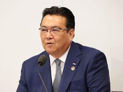 NTTドコモ 代表取締役社長 井伊基之氏