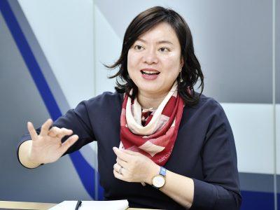 飛天ジャパン株式会社 取締役の岑慕蘭氏