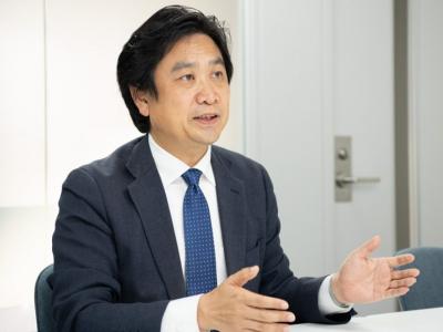 飛天ジャパン株式会社 代表取締役の李戦海氏