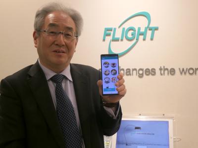 フライトシステムコンサルティング 代表取締役社長 片山圭一朗氏