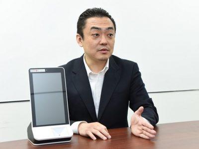 ニッポンプラットフォーム 代表取締役社長兼国内事業CEOの菱木信介氏