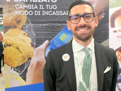 Intesa Saopaolo Head of Digital PaymentsのGian Battista Baa氏