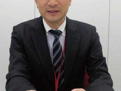 日本郵便 デジタルビジネス戦略部 部長 橘 佳紀氏