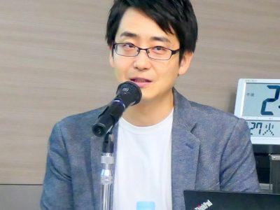 カンム 代表取締役社長 八巻渉氏