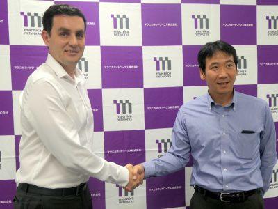 マクニカネットワークス 第3営業統括部 統括部長 真野 大治郎氏