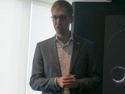 Mastercard Labs Asia Pacific ヴァイス・プレジデント Tobias Puehse(トビアス・ブース)氏
