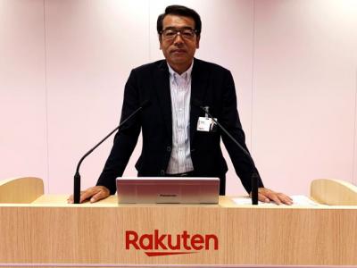 楽天インシュアランスホールディングス 代表取締役社長 橋谷有造氏