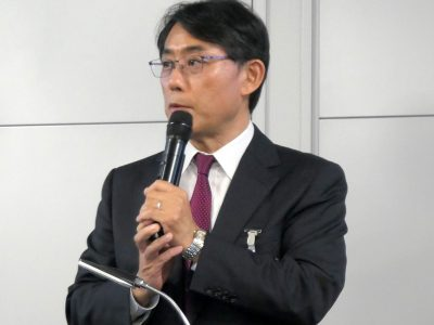 セイコーソリューションズ データサービス本部 CREPiCO統括部長 渡邊 圭一氏