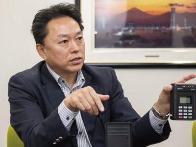 セイコーソリューションズ株式会社 データサービス本部CREPiCO 統括部長 伊藤浩二氏