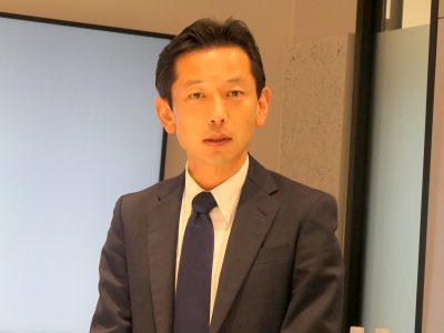 セブン&アイ・ホールディングス 執行役員 デジタル戦略部 シニアオフィサー 清水 健氏