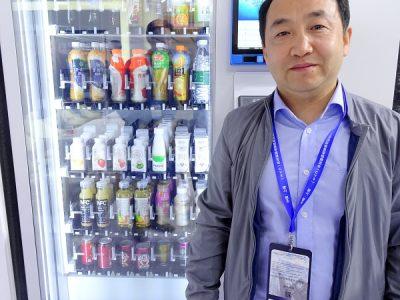 山東新北洋信息技術 销售副总 王光氏