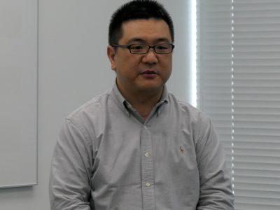 ストライプチャイナ 総経理の陶 源(Douglas Tao)氏