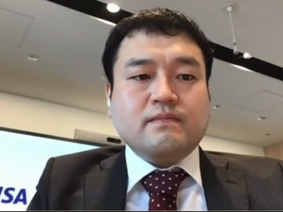 ビザ・ワールドワイド・ジャパン株式会社 データ・ソリューションズ ディレクター 田中俊一氏
