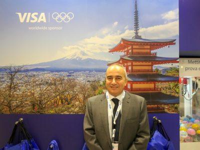 Visa EUで南ヨーロッパのビジネスを統括する、SE プロダクト リーダーのAndrea Fiorentino氏