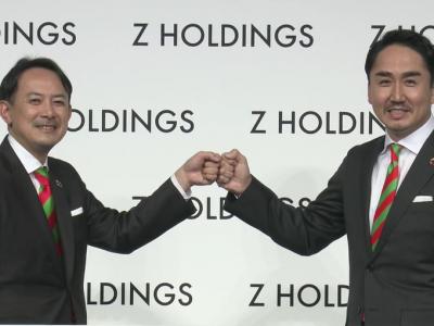 Zホールディングス(ZHD)とLINEは、2021年3月1日に記者説明会を開催し、、経営統合の完了による戦略説明会を開催した。当日は、Co-CEOの川邊 健太郎氏と出澤剛氏